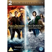 Percy Jackson And The Lightning Thief/Percy Jackson Sea Of Monsters DVD
