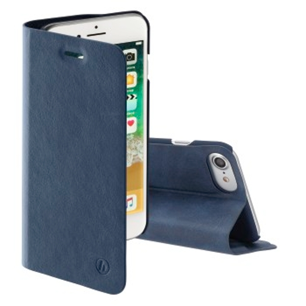 Hama Guard Pro Wallet Case for Apple iPhone 7/8 Blue