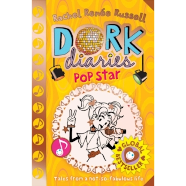 Dork Diaries: Pop Star : 3