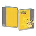 Ultra Pro Pokemon Pikachu 9 Pocket Trading Card Portfolio - Image 2