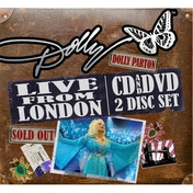 Dolly Parton - Live From London CD & DVD