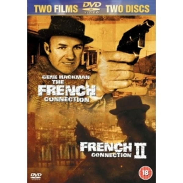 French Connection 1 & 2 DVD