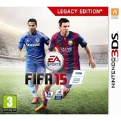 FIFA 15 3DS Game