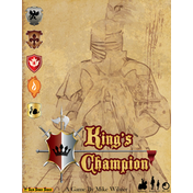 King's Champion Board Game