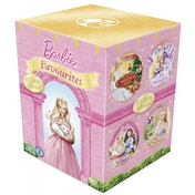 Barbie Favourites Box Set DVD