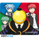 Assassination Classroom - Group Mouse Mat - Image 2