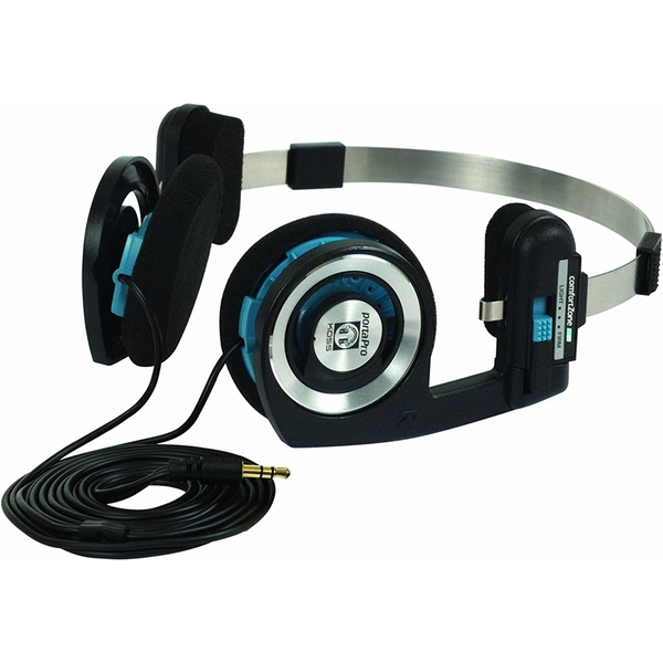 """Koss Stereo OnEar Headphones """"Porta Pro"""" with Microphone and Remote"""