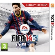 FIFA 14 Game 3DS
