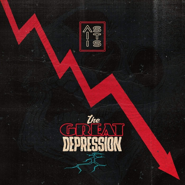 As It Is - The Great Depression CD