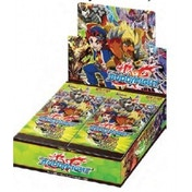Buddyfight TCG Cyber Ninja Squad Vol.2 Booster Box (30 Packs)