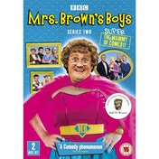 Mrs Brown's Boys Series 2 DVD