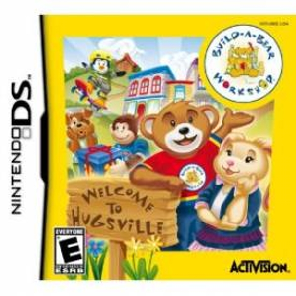 Build A Bear Workshop Welcome to Hugsville Game DS