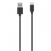 Belkin 3m USB to Micro-USB Charge and Sync Cable Black
