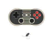 8Bitdo Wireless Bluetooth NES30 Pro Controller With Extra Solar Cockroach (iOS/Android/PC/Mac/Linux)