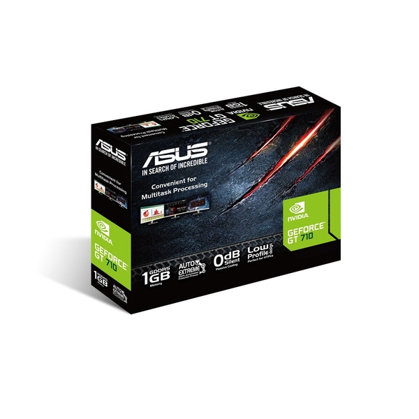 Image of ASUS GT710-SL-1GD5 GeForce GT 710 1GB GDDR5