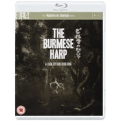 The Burmese Harp (Dual Format Edition) Blu-ray