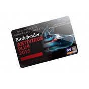 Bitdefender 2016 Antivirus Plus 5 user 3 year ESD