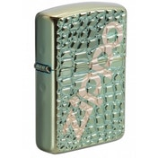 Zippo Alligator Armor Windproof Lighter