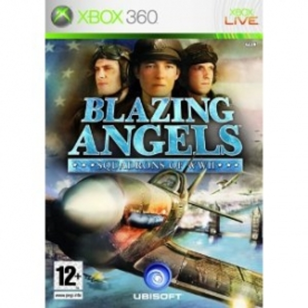 Blazing Angels Squadrons of WWII Game Xbox 360 - Image 1