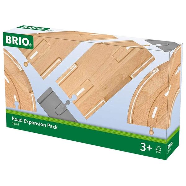 BRIO World - Road Expansion Pack