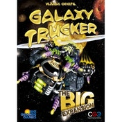 Galaxy Trucker The Big Expansion Board Game