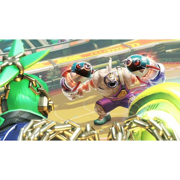 Arms Nintendo Switch Game - Image 5