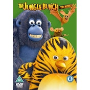 Jungle Bunch Back to the Ice Floe DVD