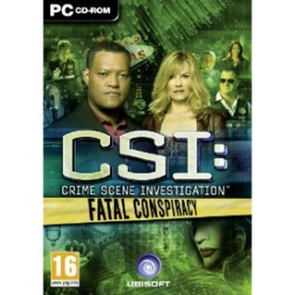 CSI Fatal Conspiracy Game PC