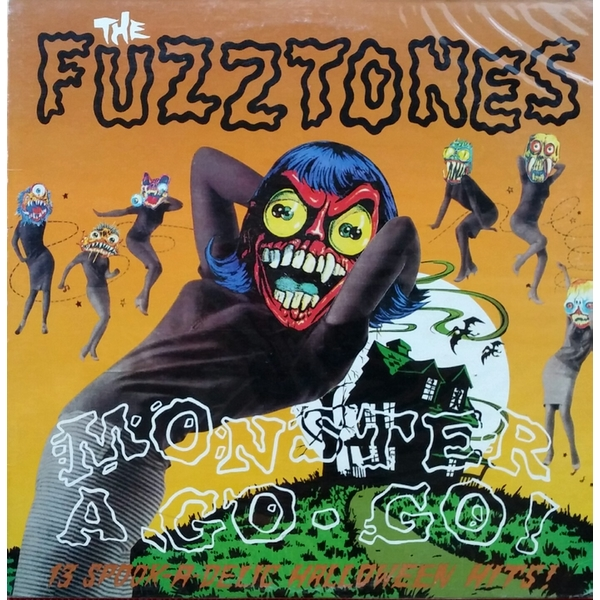 The Fuzztones ‎- Monster A-Go-Go Vinyl