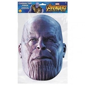 Thanos Avengers Party Mask