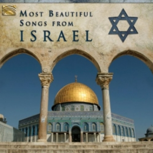 Most Beautiful Songs From Israel CD