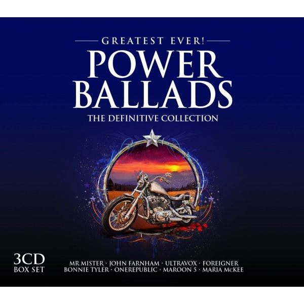 Various Artists - Greatest Ever Rock CD
