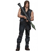 Ex-Display Daryl Dixon with Rocket Launcher (The Walking Dead) McFarlane Toys Deluxe Action Figure Used - Like New