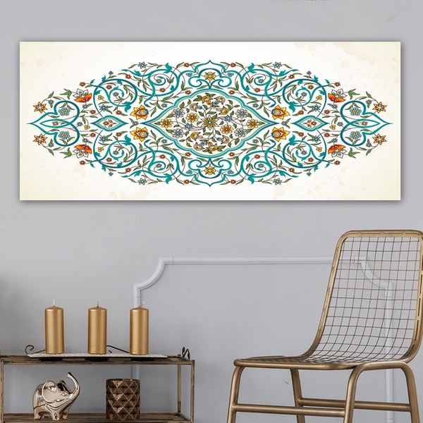 YTY547077118_50120 Multicolor Decorative Canvas Painting