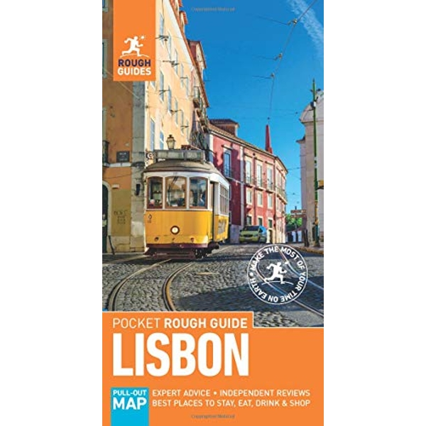 Pocket Rough Guide Lisbon (Travel Guide)  Paperback / softback 2019