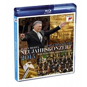 New Year's Concert: 2015 - Vienna Philharmonic Blu-ray