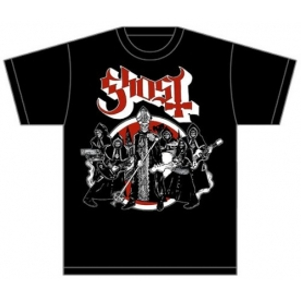 Ghost Road To Rome Mens TS: X Large