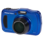 PRAKTICA Luxmedia WP240 Waterproof Camera Blue
