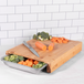 Bamboo Chopping Board with Trays | M&W - Image 4