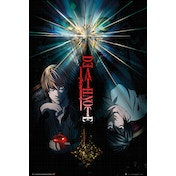 Death Note Duo Maxi Poster