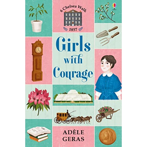 Girls with Courage  Paperback / softback 2019