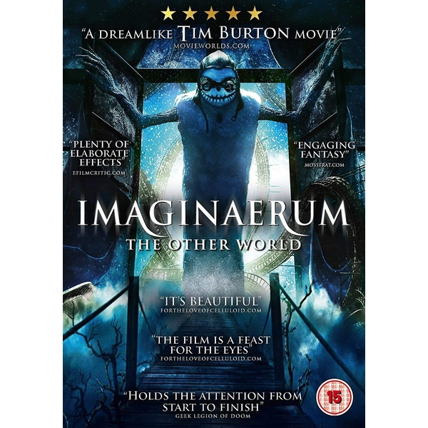 Imaginaerum - The Other World DVD