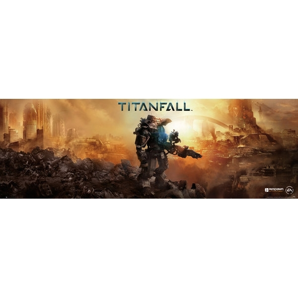 Titanfall Cover Poster