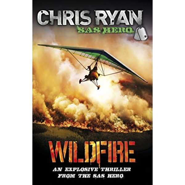 Wildfire: Code Red by Chris Ryan (Paperback, 2006)