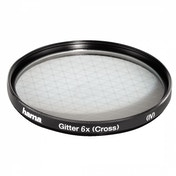Special Effect Filter cross screen 6x 77mm
