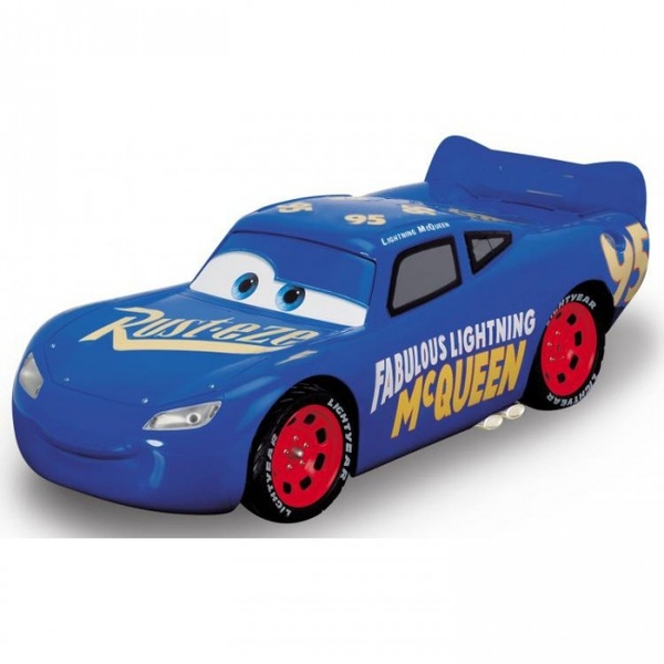 Cars 3 - Fabulous Hero McQueen Final Radio Controlled Race Car