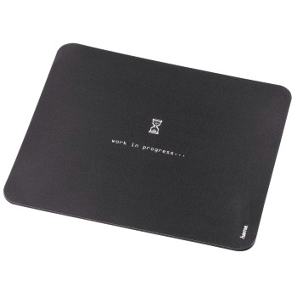 """Image of Hama """"Work in Progress"""" Mouse Pad"""