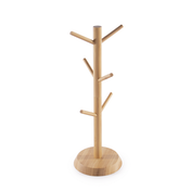 Bamboo Mug Tree Holder | M&W