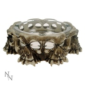 Fangs Skull Ashtray