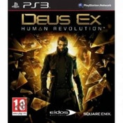 (Pre-Owned) Deus Ex Human Revolution Game PS3 Used - Like New